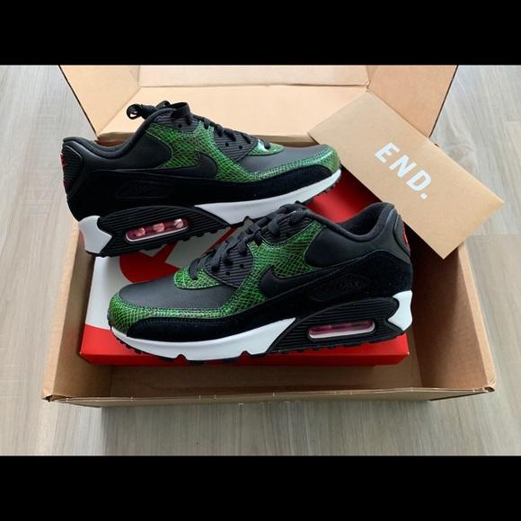 Nike Air Max 90 Python Anthracite